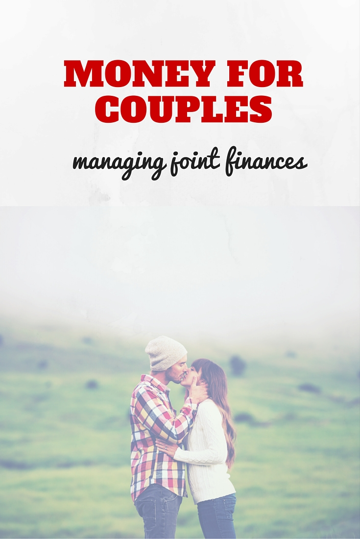 Joint finances for couples