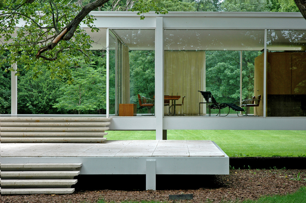 1951 ... Farnsworth House