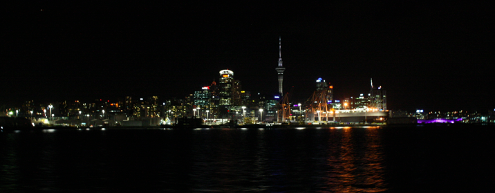 auckland by night nzmuse