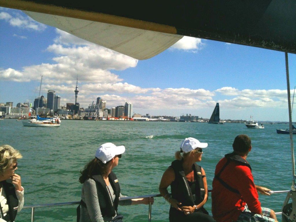 auckland city harbour