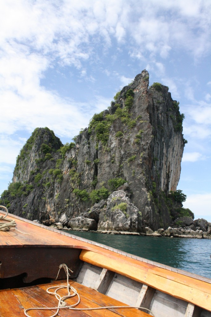 thailand long tail boat tour