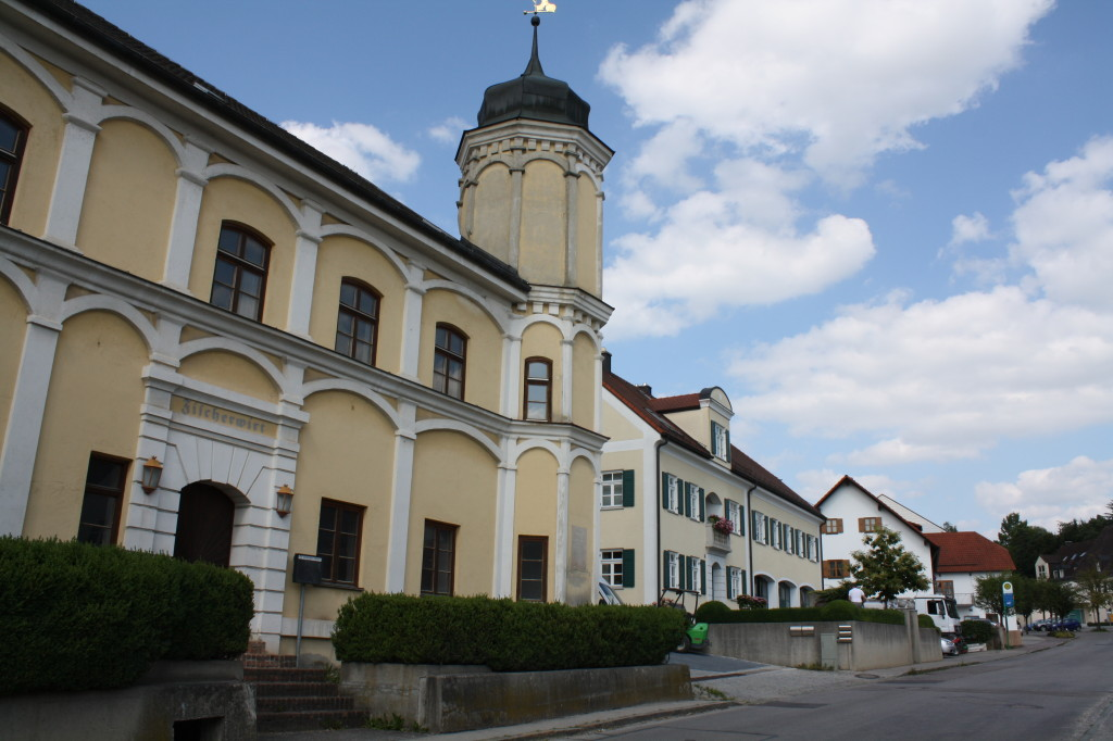 kranzberg village architecture