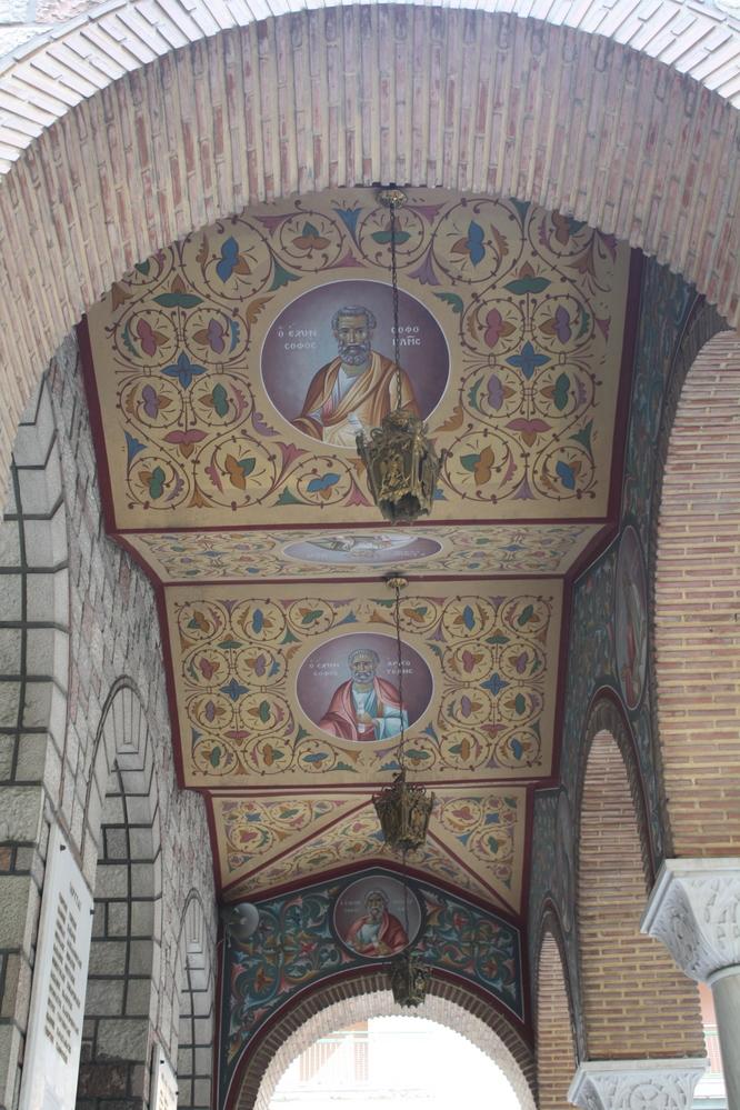 greek church in plaka