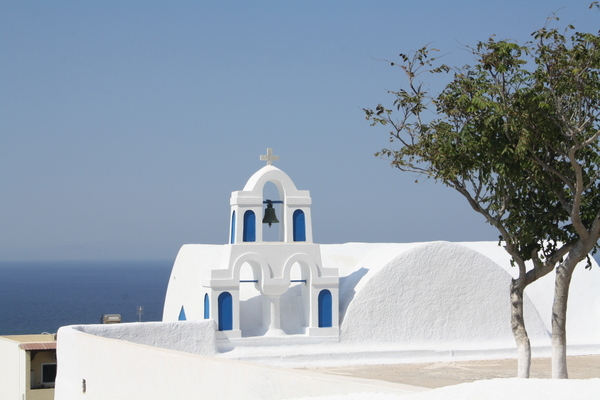 nzmuse santorini tourist spot
