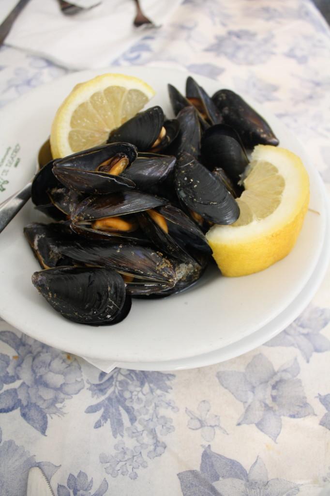 black mussels amalfi seafood