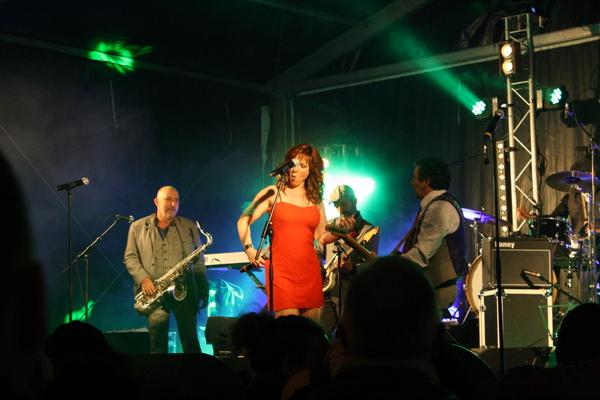 Paris night concert