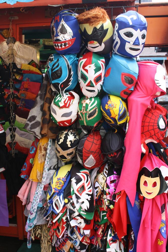 los angeles olvera st market wrestling masks nzmuse