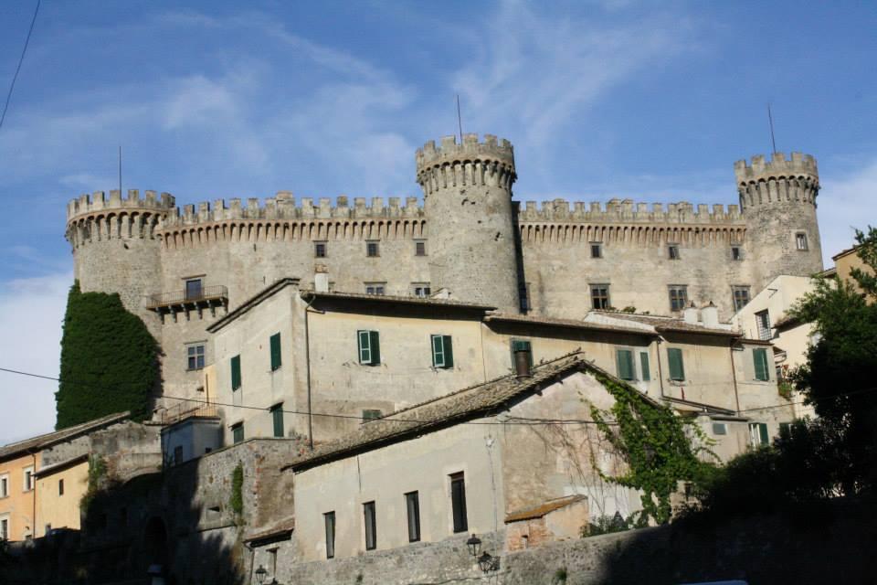 Bracciano castle, Italy