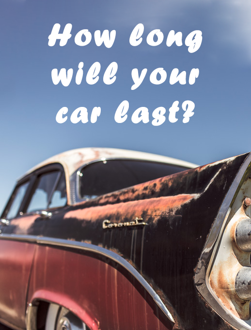 How long will your car last? A fun rule of thumb