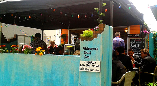 District Five Shortland St Auckland - Vietnamese street food