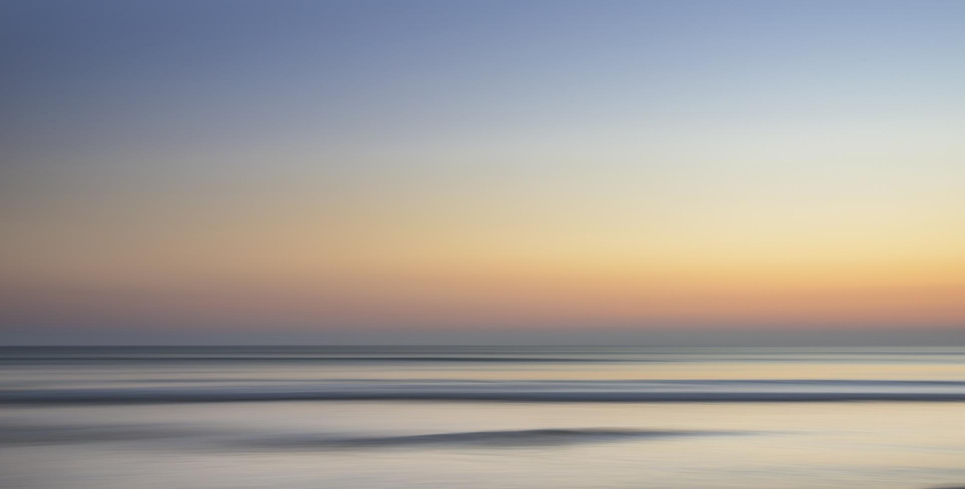 Bliss - calming sunset