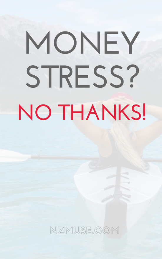 Money stress? No thanks