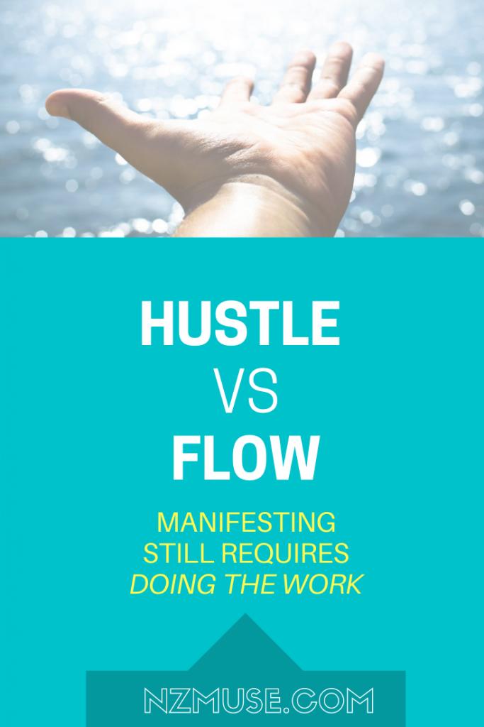 HUSTLE VS FLOW